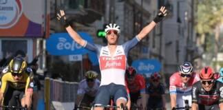 Milan -San Remo s'est conclue par la victoire surprise de Jasper Stuyven