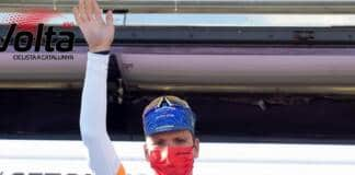 Joao Almeida est désormais leader du classement des jeunes sur le Tour de Catalogne 2021
