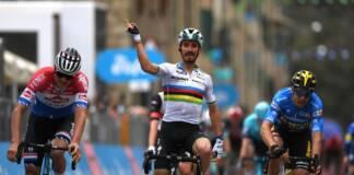 Julian Alaphilippe va tenter de gagner une 2e fois Milan-San Remo