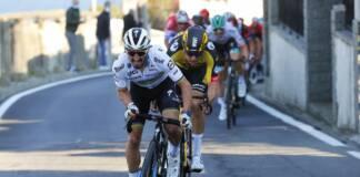 Milan-San Remo n'a pas tourné en faveur de Julian Alaphilippe