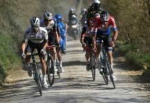 Julian Alaphilippe a terminé sur le podium des Strade Bianche 2021