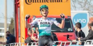 Lennard Kämna s'impose en baroudeur sur le Tour de Catalogne