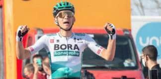 Lennard Kämna remporte la 5e étape du Tour de Catalogne 2021