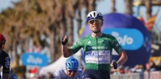 Mads Würtz Schmidt a remporté la 6e étape de Tirreno-Adriatico 2021