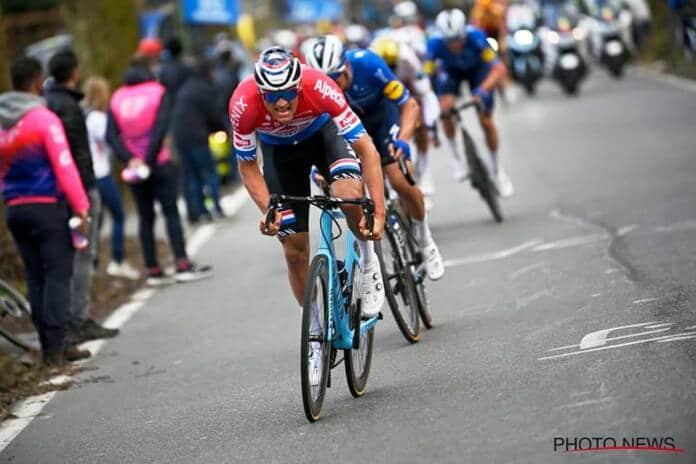 Mathieu van der Poel va être favori sur A Travers la Flandre