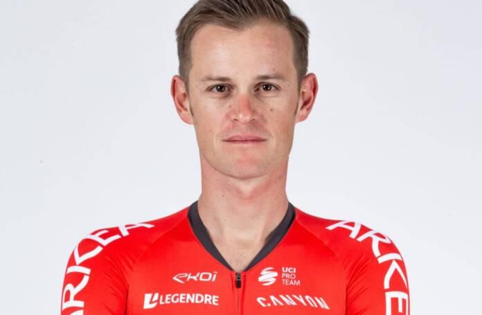Maxime Bouet a été contraint à l'abandon sur Paris-Nice 2021