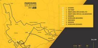 Parcours et favoris de Gand-Wevelgem 2021