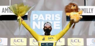 Michael Matthews nouveau leader de Paris-Nice à l'issue de l'étape 2