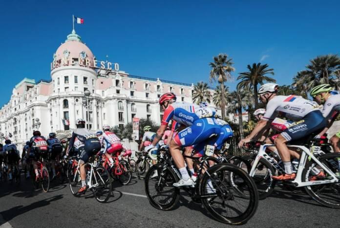 Pas de 8e étape de Paris-Nice 2021 à Nice