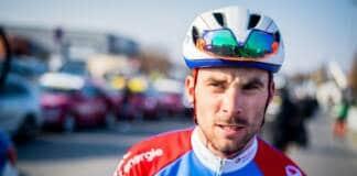 Paris-Nice 2021 : Pierre Latour à l'arrivée de la 4e étape
