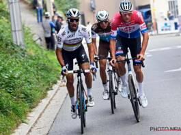 Julian Alaphilippe et Mathieu van der Poel seront deux coureurs à suivre sur A Travers la Flandre 2021