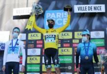 Maximilian Schachmann remporte Paris-Nice 2021