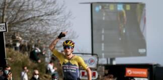 Primoz Roglic vainqueur 4e étape de Paris-Nice 2021