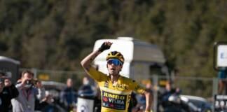 Primoz Roglic vainqueur de trois étapes sur Paris-Nice 2021