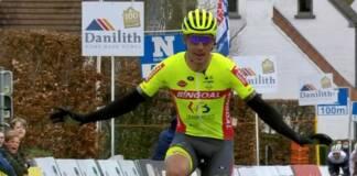 Nokere Koerse est remporté par l'échappé Ludovic Robeet