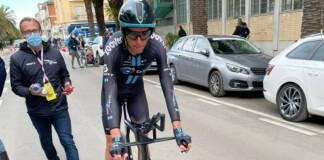 Romain Bardet termine 8e le Tirreno-Adriatico 2021