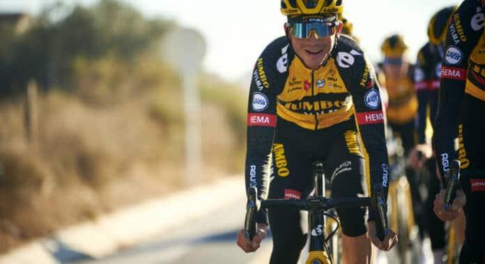 Sepp Kuss continue l'aventure avec l'équipe néerlandaise Jumbo-Visma