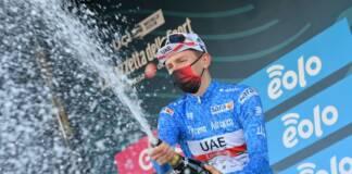 Tadej Pogacar toujours leader de Tirreno-Adriatico 2021