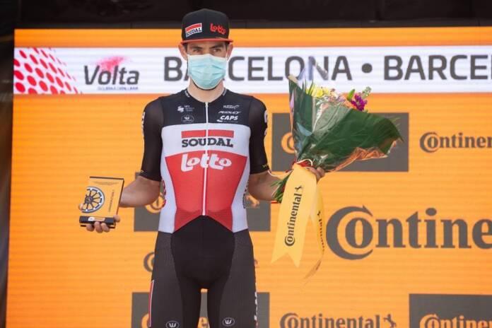 Le Tour de Catalogne achevé par une victoire d'étape de Thomas De Gendt