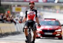 Thomas De Gendt a fini le Tour de Catalogne en remportant une étape
