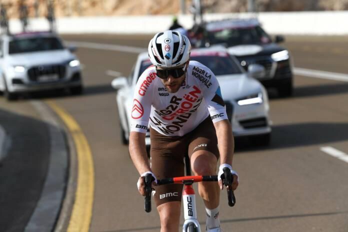 Tony Gallopin fait une croix sur les grandes épreuves françaises et se concentre sur le Giro 2021