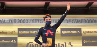 Le Tour de Catalogne désormais mené par Adam Yates