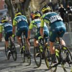 Pris pour dopage, le cas Matteo De Bonis positif à l'EPO risque de suspendre l'équipe entière Vini Zabu pour une durée de 15 à 45 jours.