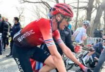 Warren Barguil s'aligne au départ d'A Travers la Flandre