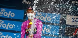 Wout van Aert termine 2e de Tirreno-Adriatico 2021