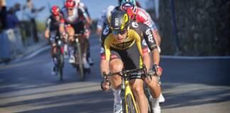 Milan-San Remo n'a pas souri à Van Aert comme l'an dernier