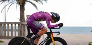 Wout van Aert remporte le chrono de Tirreno-Adriatico 2021