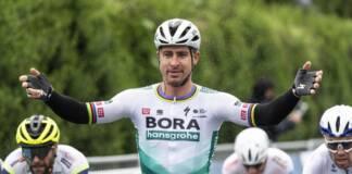 Peter Sagan remporte la 1e étape du Tour de Romandie 2021
