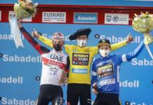 Roglic remporte le Tour du Pays-Basque 2021