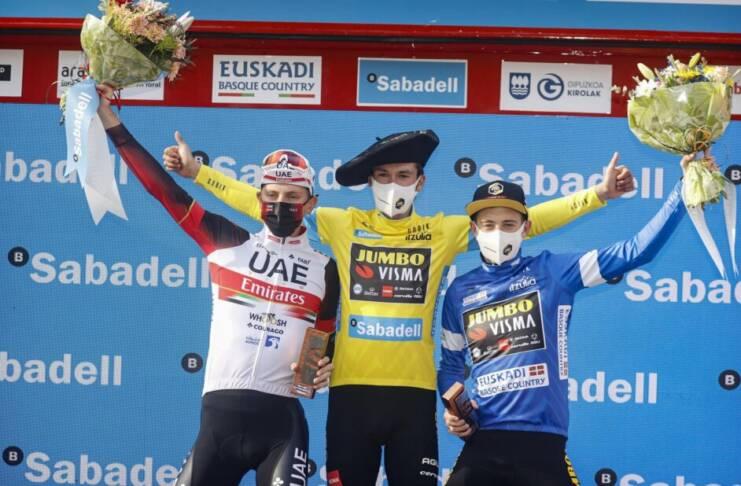 Roglic remporte le Tour du Pays-Basque 2021