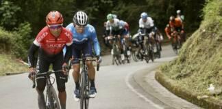 Nairo Quintana remporte la première étape du Tour des Asturies 2021