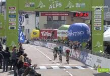 Pello Bilbao devance Alexandr Vlasov et Simon Yates sur la 4ème étape du Tour des Alpes 2021