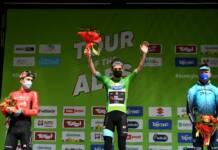 Simon Yates remporte le classement général du Tour des Alpes 2021