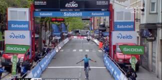Le Tour du Pays-Basque permet à Alex Aranburu de s'illustrer