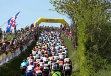 La liste des engagés/participants à l'Amstel Gold Race 2021