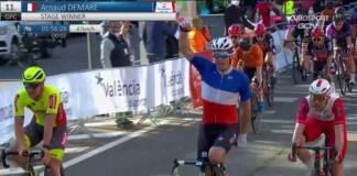 Le Tour de Valence se termine par une victoire d'Arnaud Démare