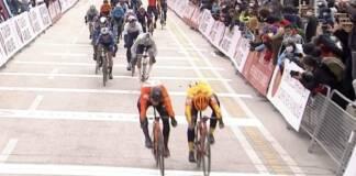 Arvid de Kleijn a surpris son monde en remportant la 1e étape du Tour de Turquie 2021