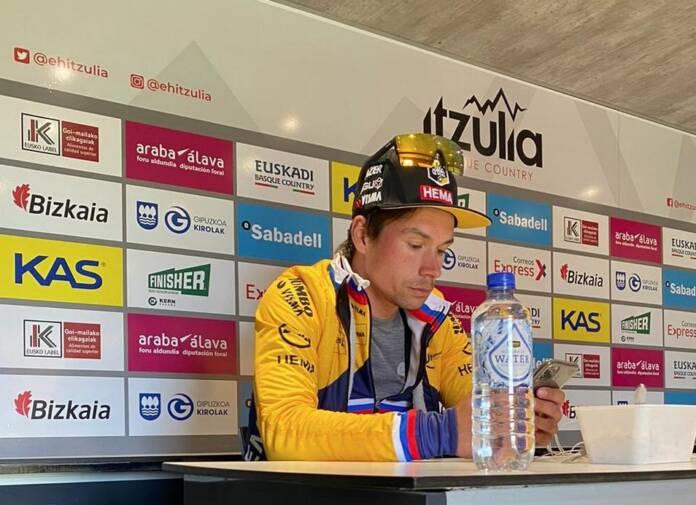 Le classement complet de l'étape 1 du Tour du Pays-Basque