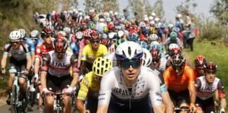 Classement complet de la 5e étape du Tour du Pays-Basque 2021