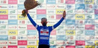 Classement étape 3 du Tour du Pays-Basque 2021