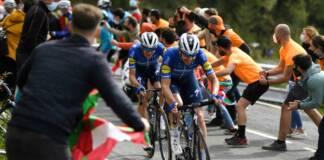 Deceuninck - Quick Step fait un festival sur les routes du Tour du Pays-Basque