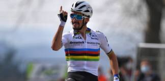 Julian Alaphilippe est le leader incontesté de la Deceuninck-Quick Step pour Liège-Bastogne-Liège 2021