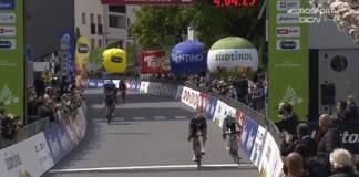 Gianni Moscon a remporté la 3e étape du Tour des Alpes 2021