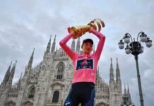 104e Tour d'Italie : La liste des coureurs engagés du Giro 2021