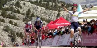 José Manuel Diaz a remporté la 5e étape du Tour de Turquie 2021