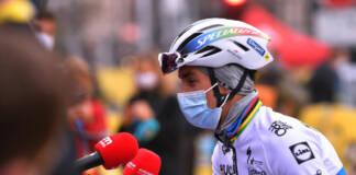 Julian Alaphilippe a tourné la page de l'édition 2020 et aborde le Tour des Flandres 2021 avec beaucoup d'envie